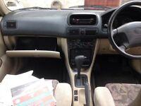Cheap Toyota auto 1.3 £350