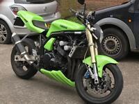 Yamaha fazer 600 street fighter