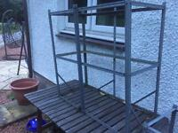 Greenhouse Staging shelving