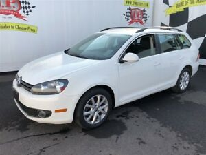 2013 Volkswagen Golf Wagon Comfortline, Auto, Heated Seats, Wago