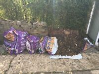FREE London Clay Soil (5 bags, 350 litres)