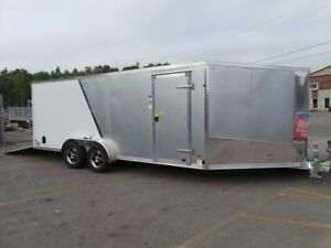 2018 Amera-Lite ADSXT723TA2 - Snowmobile Trailer Snow Special Up