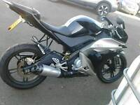 YAMAHA 125 *LOW MILEAGE IMMACULATE CONDITION*
