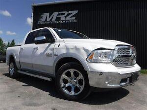 2014 Dodge Ram 1500 Laramie Crewcab 26 500km FULL Cuir Toit GPS