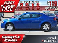 2013 Dodge Avenger W/ Alloy Wheels-Cold A/C-Premium CD