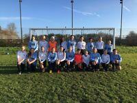 Mums Football Team needs more players - Long Bennington