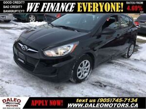 2014 Hyundai Accent GL | EXTREME ECONOMY | LOW BI-WEEKLY PAYMENT