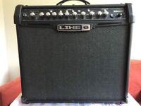 Line 6 Spider IV 75 watt Modelling Amp with FBV Footpedal Board: £120