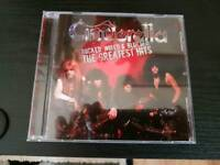 CINDERELLA. ROCKED WIRED BLUESED. BEST OF CD.NEW