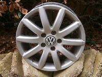 VW 16 INCH ALLOY WHEEL