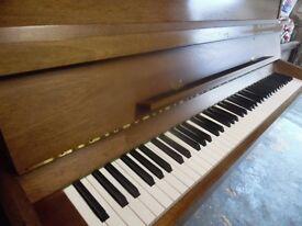 upright piano by rippen treble pedals