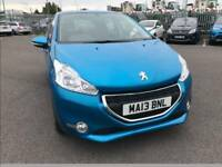 Peugeot 208 1.0 engine 32000 miles £0 road tax
