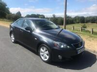 2008 57 LEXUS IS220d TOP OF THE RANGE FSH 140k LUXURY CAR 170 BHP BARGAIN DIESEL MUST SEE Toyota