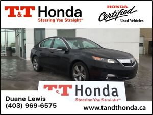 2014 Acura TL AWD*1Owner, Heated Seats, Leather, Sunroof*