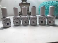 Perfect Summer UV Nail gel set of Six