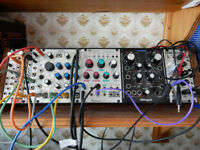 Eurorack 'effects' rack - 84hp of interesting modules