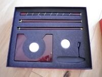 Golf Gift Set. Putting practice for the home or office.