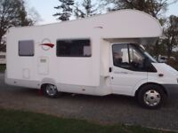 Motorhome, Roller team, private sale.