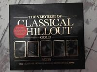 BRAND NEW The Very best of CLASSICAL CHILLOUT GOLD