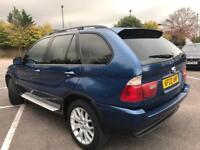 For sale BMW X5 3.0 diesel automatic 2002