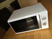 Swan microwave white
