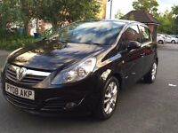 2008 VAUXHALL CORSA 1.2 i 16v SXi 5dr MANUAL PETROL - FULLY SERVICED TODAY - LONG MOT - FULL HISTORY