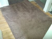 Dunelm Teddy Bear Rug