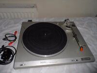 Silver Technics SL-B210 DC Servo Automatic Turntable - Perfect Working Order