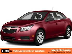2013 Chevrolet Cruze LTZ Turbo