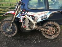 Crf450r 2012 road legal