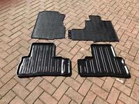 Tailored mats for Honda CRV