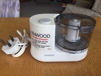Kenwood CH100 Mini Chopper