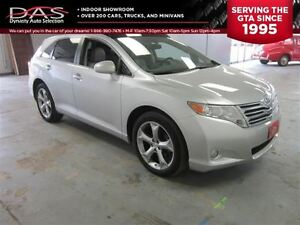 2012 Toyota Venza LIMITED AWD LEATHER/PANORAMIC SUNROOF