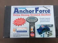Oxford Anchor Force Extra Strong Ground Anchor