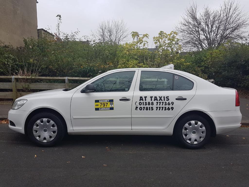 Skoda Octavia Taxi 12reg In Bishop Auckland County Durham Gumtree