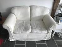 2 x 2 seater sofa FREE