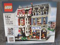 Lego 10218 Pet Shop Modular BNIB