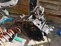 Mk4 golf pd130 6 speed gearbox fits bora and audi a3
