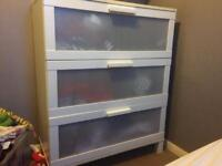 Chest drawers excellent condition