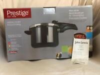 Prestige Non-Stick Hard anodised 6L Pressure Cooker