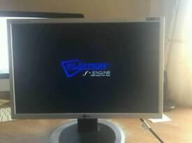 """LG 19"""" monitor"""