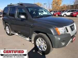 2010 Nissan Xterra SE ** 4X4, CRUISE, TRAILER HITCH **