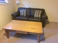 Wooden coffee table, good condition