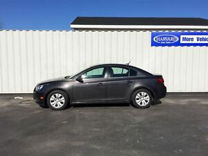 2014 Chevrolet Cruze LT, 6 Speed, New MVI, Silver Ice Metallic