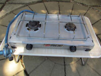 Coleman Stove 200 camping Cooker All working
