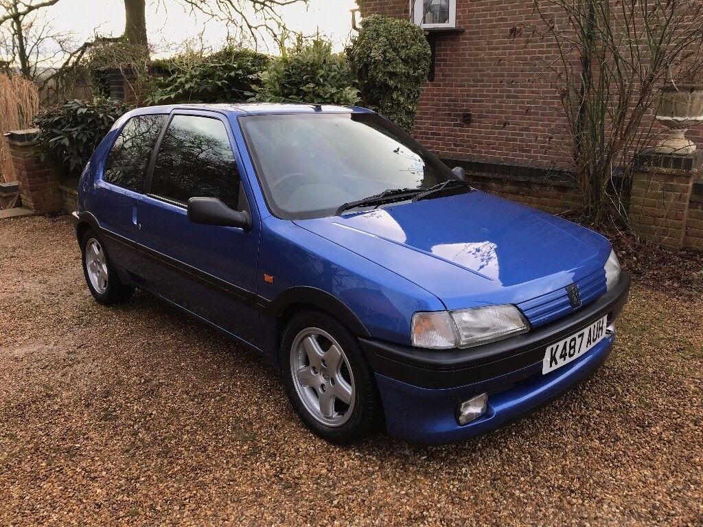 1993 Peugeot 106 Xsi In Stratford Upon Avon