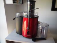 Andrew James juicer inc jug and cleaning brush. In very good condition.