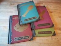 Minecraft Books -Handbooks and traps book