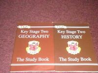 key stage 2 history and geography study book cgp