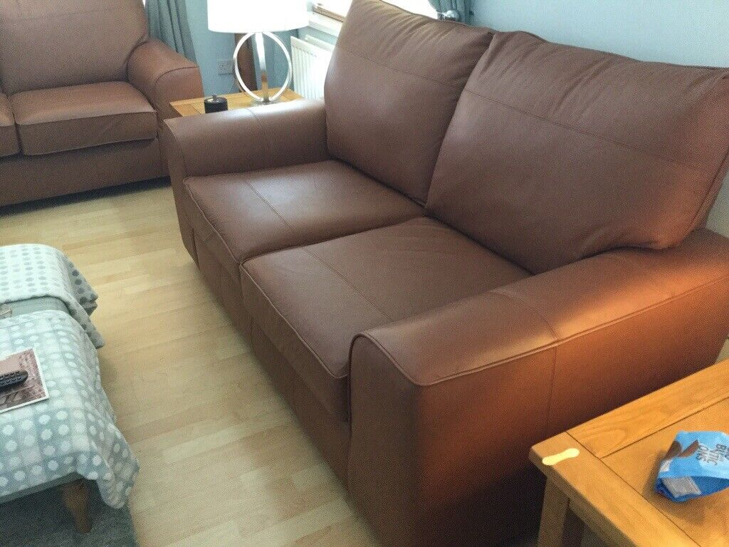 Outstanding Sofas Ms Nubuck Leather Sofas As New In Whitehead County Antrim Gumtree Pdpeps Interior Chair Design Pdpepsorg